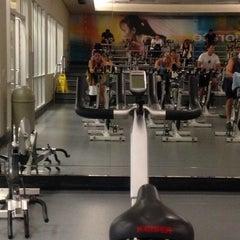 Photo taken at LA Fitness by Monzi on 3/30/2014