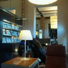 Photo taken at Eurostar Business Premier Lounge by Jouko A. on 11/25/2012