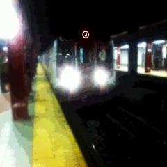 Photo taken at MTA Subway - J Train by Jamil M. on 12/11/2012