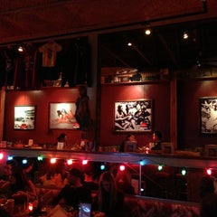 Photo taken at Hula's Island Grill & Tiki Room by Clint H. on 2/8/2013