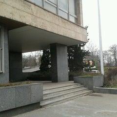Photo taken at Policejní prezidium by Havlova A. on 3/18/2013
