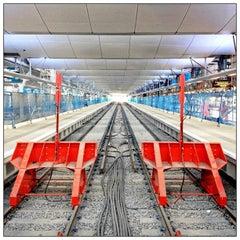 Photo taken at London Blackfriars Railway Station (BFR) by Fabien B. on 10/6/2012