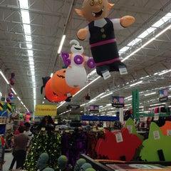 Photo taken at Walmart by Alejandro B. on 9/29/2013