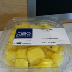 Photo taken at CIBO Express Gourmet Market by Maggie W. on 8/4/2013