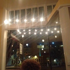 Photo taken at Café Bernardo Midtown by Nazariy P. on 9/23/2013