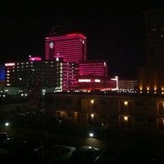 Photo taken at Sands Regency Casino & Hotel by Bryon T. on 2/23/2013