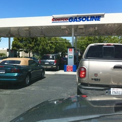 Photo taken at Costco Gasoline by Bryon T. on 5/20/2013