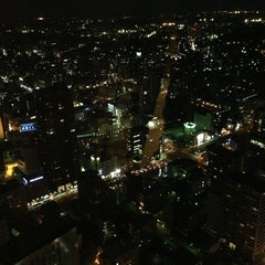 Photo taken at オークラ アクトシティホテル浜松 (Okura Act City Hotel Hamamatsu) by Kmaru H. on 2/12/2013