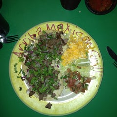 Photo taken at Arriba Mexican Grill by Kerry R. on 11/23/2013