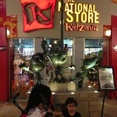 Photo taken at KidZania by aZZa f. on 7/9/2013