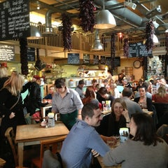 Photo taken at Bill's Restaurant by Faye C. on 3/10/2013