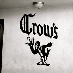 Photo taken at Crow's Cocktails by GG on 3/5/2014
