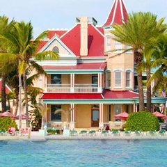 Photo taken at The Southernmost House by The Southernmost House on 8/5/2015