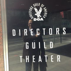 Photo taken at Directors Guild Theater by Leandro E. on 5/23/2013