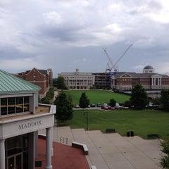Photo taken at Belmont University by Renee T. on 8/10/2013