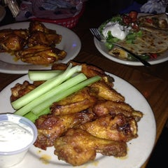 Photo taken at Wild Wing Cafe by Lurlyn Mae C. on 11/4/2013