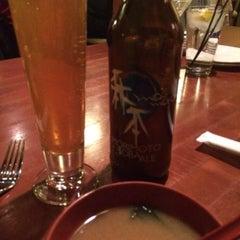 Photo taken at Nagoya Japanese Steakhouse & Sushi by Dean on 1/10/2014
