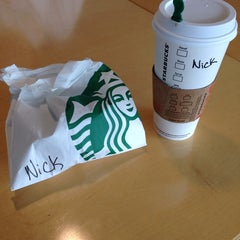 Photo taken at Starbucks by Nick M. on 9/13/2013