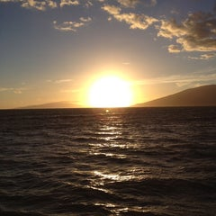 Photo taken at The Beach At The End Of Welakahao by Sue D. on 7/18/2014