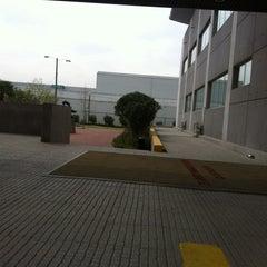 Photo taken at Torre De Control - Aeropuerto AMB by Simon H. on 10/8/2013