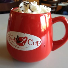 Photo taken at The Red Cup by Todd L. on 12/29/2012