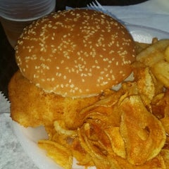 Photo taken at Original Oyster House by Dion R. on 8/7/2014