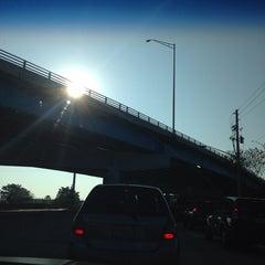 Photo taken at Interstate 95 & Atlantic Blvd by MARIA C. on 2/26/2014