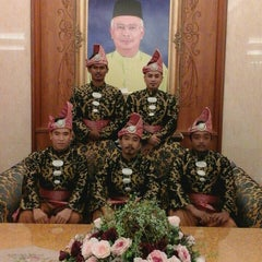 Photo taken at Kediaman Rasmi Perdana Menteri by Bardzz G. on 12/7/2014