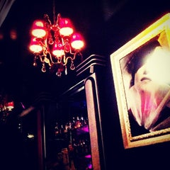 Photo taken at Ella Lounge by LeeOhNelle on 4/5/2013