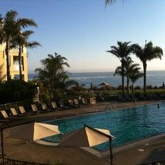 Photo taken at Dolphin Bay Resort & Spa by Melinda on 9/15/2012