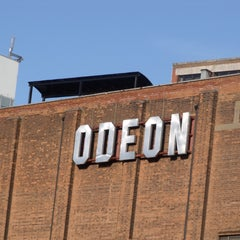 Photo taken at Odeon by Elliott B. on 3/9/2014