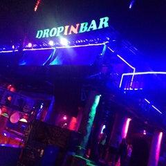 Photo taken at Drop In Bar by Rak S. on 12/24/2015
