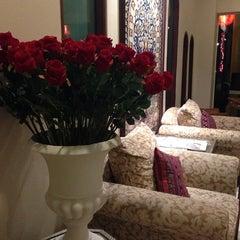 Photo taken at Sheik Istana Hotel by Nuchie N. on 1/25/2014
