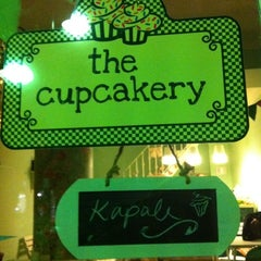 Photo taken at The Cupcakery by Ceylan P. on 11/12/2012