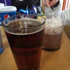 Photo taken at 9280' Tap House by Greg on 3/16/2016