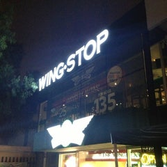 Photo taken at Wingstop by JJ on 8/22/2013