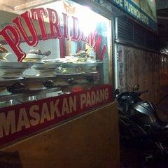 Photo taken at Angkringan pasar wage by Herlambang S. on 8/10/2014
