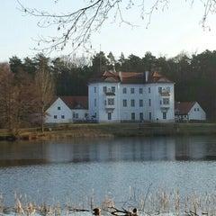 Photo taken at Jagdschloss Grunewald by Jeannette H. on 2/13/2015