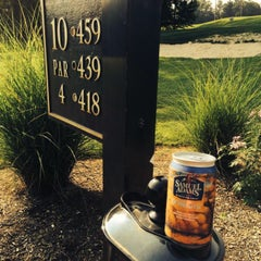 Photo taken at Reston National Golf Course by Mike S. on 8/12/2014