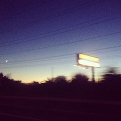 Photo taken at New Jersey Turnpike - Port Reading by Ben H. on 9/9/2013