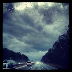 Photo taken at Interstate 95 by Caroline A. on 12/26/2012