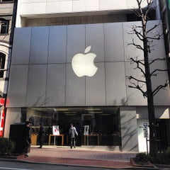 Photo taken at Apple Store 渋谷 by Louis L. on 1/28/2013