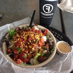 Photo taken at Freebirds World Burrito by Jaclynn D. on 9/27/2013
