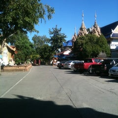 Photo taken at วัดชัยมงคล (Wat Chai Mongkol) by George on 12/9/2012