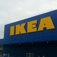 Photo taken at IKEA by Hans on 8/24/2013