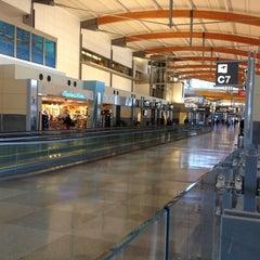 Photo taken at Raleigh-Durham International Airport by Scott M. on 1/23/2013