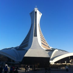Photo taken at Stade Olympique by Samuel G. on 4/27/2013