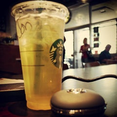 Photo taken at Starbucks by Jon S. on 8/12/2013