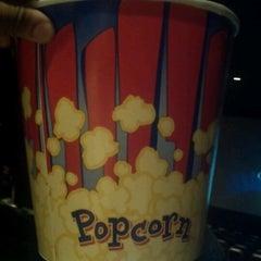Photo taken at Bow Tie Cinemas Hoboken by Jorge R. on 7/24/2012