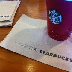 Photo taken at Starbucks by Esmeralda G. on 12/31/2013